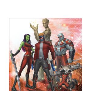 Guardians of the Galaxy Lunch Napkins 16ct