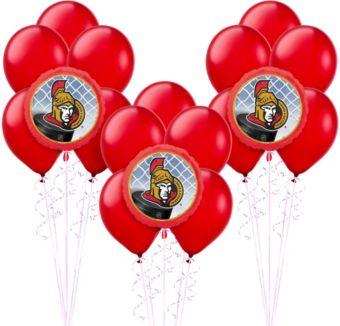 Ottawa Senators Balloon Kit