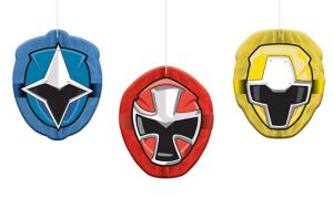 Power Ranger Ninja Steel Honeycomb Balls 3ct
