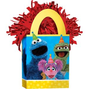 Sesame Street Balloon Weight