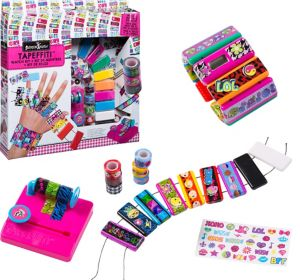 Tapeffiti Decorative Watch Craft Kit 37pc