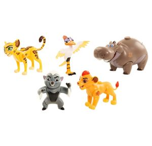 Lion Guard Playset 5pc