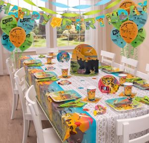 Lion Guard Super Party Kit for 8 Guests