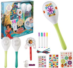 Elena of Avalor Design a Music Set 15pc