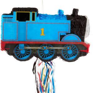 Pull String Thomas the Tank Engine Train Pinata