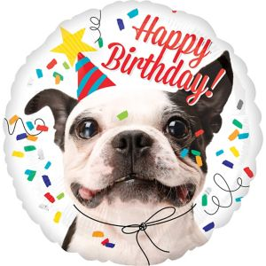 Dog Birthday Balloon