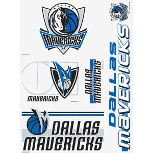 Dallas Mavericks Decals 5ct