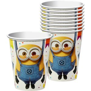 Minions Cups 8ct