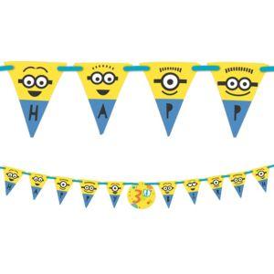 Minions Birthday Banner Kit