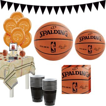 Spalding Super Party Kit 18 Guests