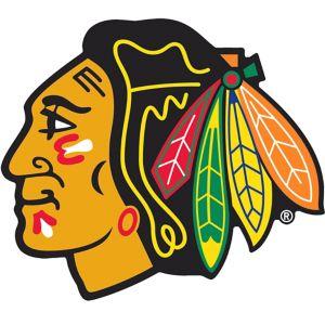Chicago Blackhawks Decal