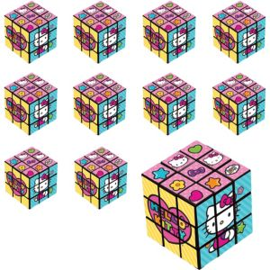 Hello Kitty Puzzle Cubes 24ct