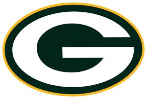 Green Bay Packers Cling Decal