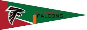 Small Atlanta Falcons Pennant Flag