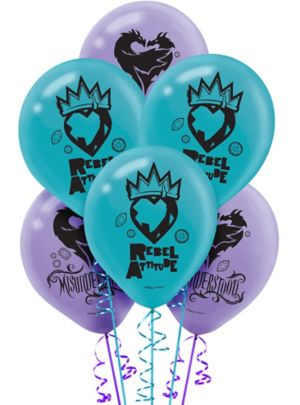 Descendants 2 Balloons 6ct