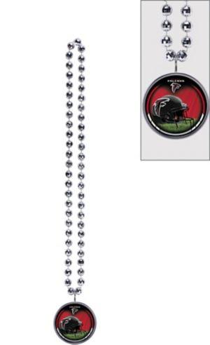 Atlanta Falcons Bottle Opener Bead Necklace