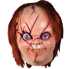 Adult Chucky Mask - Bride of Chucky