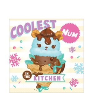 Num Noms Lunch Napkins 16ct