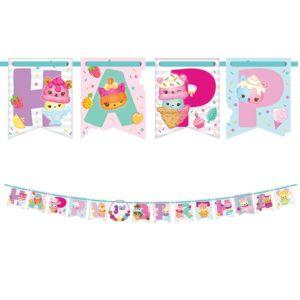Num Noms Birthday Banner Kit