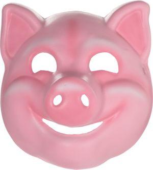 Child Pig Mask