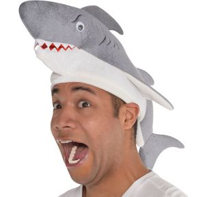 Adult Shark Hat