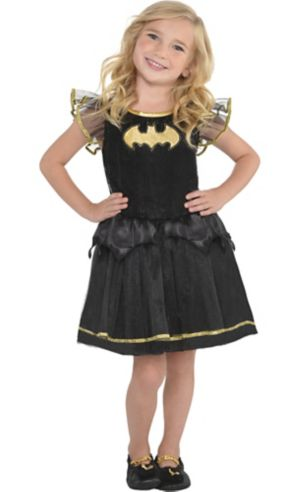 Child Batgirl Tutu Dress - Batman