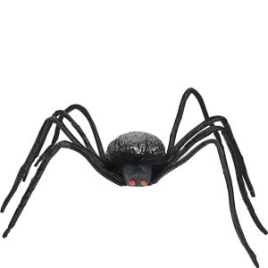 Black & Silver Spider Decoration