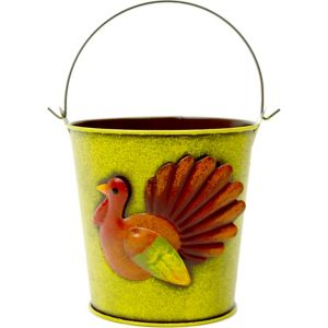 Metal Turkey Pail