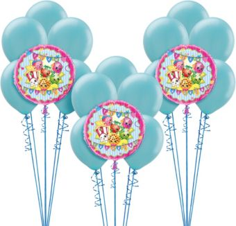 Shopkins Balloon Kit