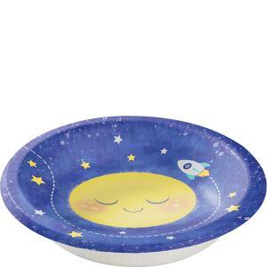 Moon & Stars Bowls 8ct