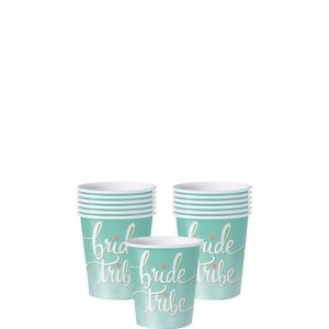 Mint to Be Paper Shot Glasses 12ct
