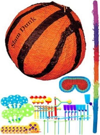 Basketball Pinata Kit with Favors