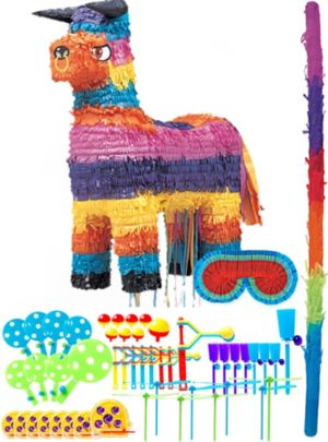 Bull Pinata Kit with Favors