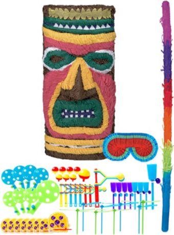 Tiki Pinata Kit with Favors