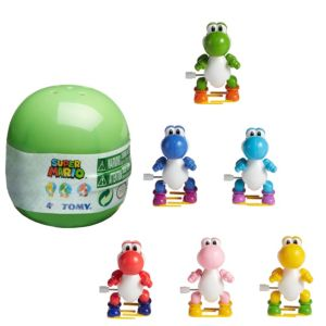 Wind-Up Super Mario Yoshi Figurine Mystery Pack