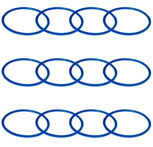 Blue Bracelets 12ct