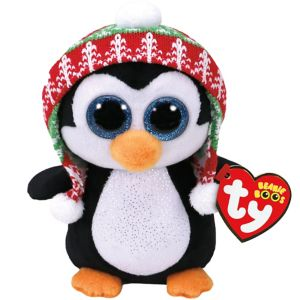 Penelope Beanie Boo Penguin Plush