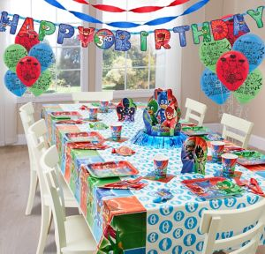 PJ Masks Super Party Kit for 8 Guests