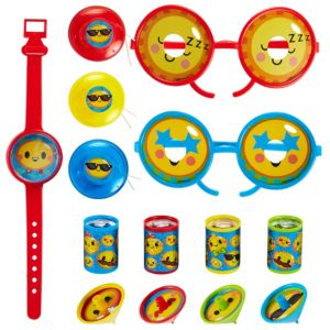 Smiley Favor Pack 100pc