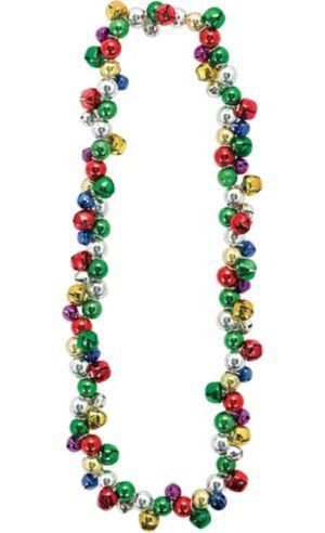 Festive Jingle Bell Necklace