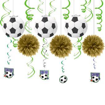 Soccer Decorating Kit