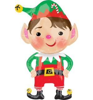 Giant Jolly Elf Balloon