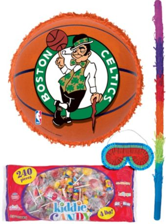 Boston Celtics Pinata Kit