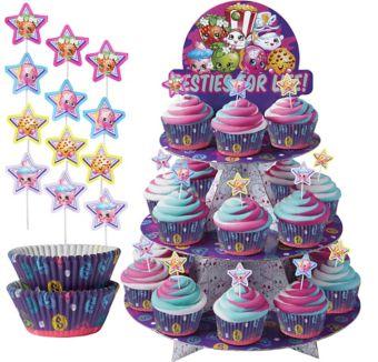 Shopkins Cupcake Kit for 24