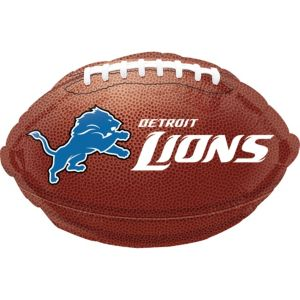 Detroit Lions Balloon - Football
