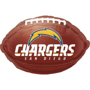 San Diego Chargers Balloon - Football