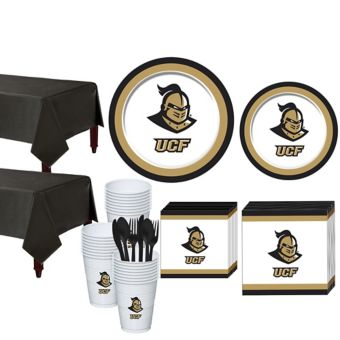 UCF Knights Basic Party Kit for 40 Guests