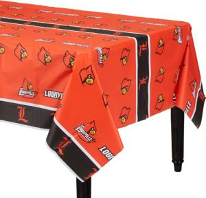 Louisville Cardinals Table Cover