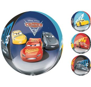 Cars 3 Balloon - Orbz