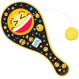 Smiley Paddle Ball